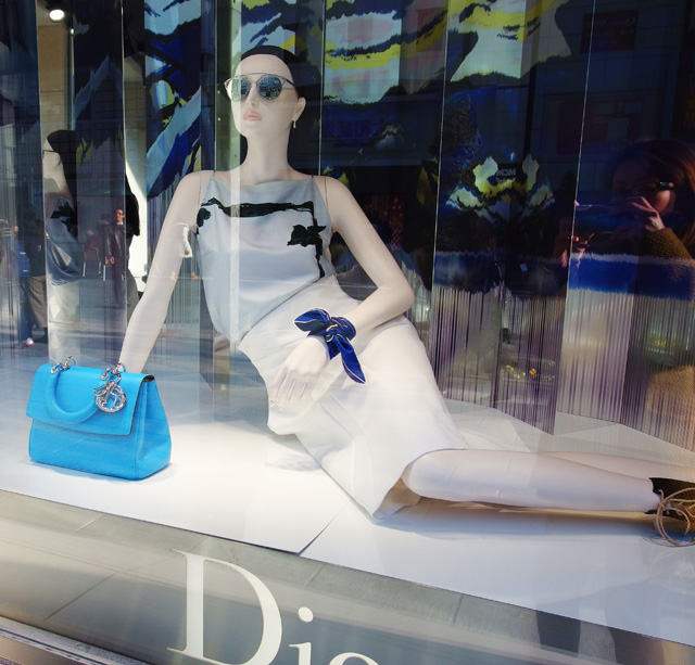 Dior : MATSUYA GINZA